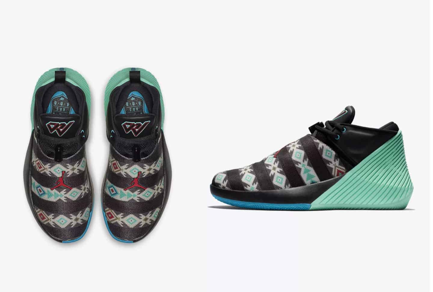 guapo mariposa Gran universo  Nike And Jordan Release New, Native-Inspired N7 Collection | County 10™