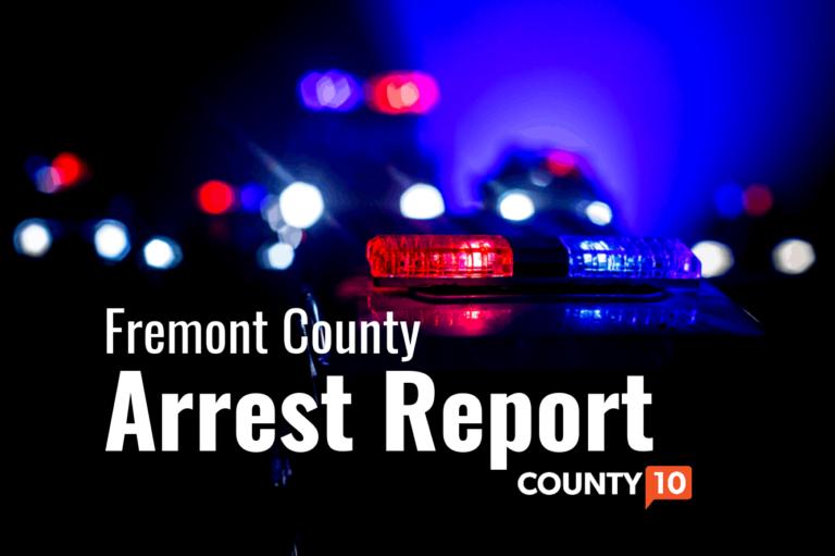Fremont County Arrests: September 15, 2021