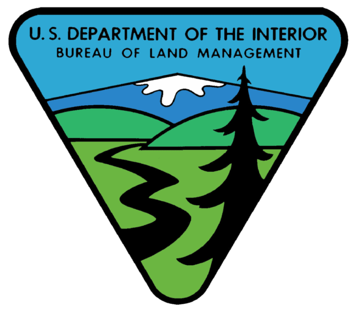 Logo for Bureau of Land Management