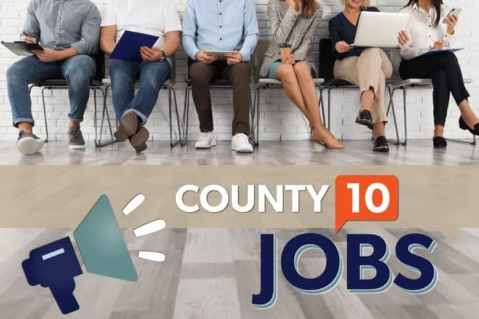 County 10 Jobs