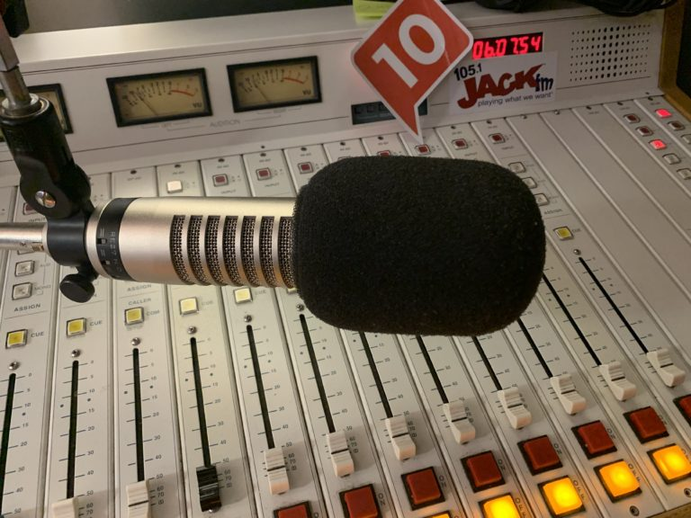 Introducing the County 10 Morning Show on 105.1 JACK-FM