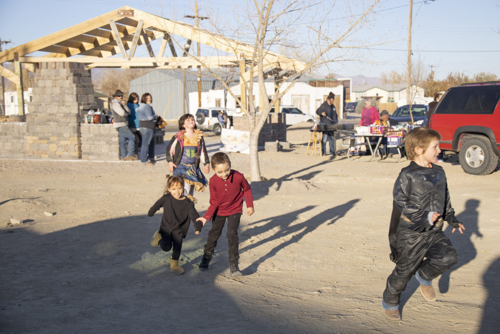 Haunted houses, trunk or treat and BBQ happening in Shoshoni