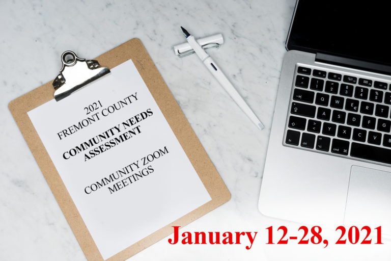 Help assess your community's low-income needs -ZOOM Meetings happening Jan 12th – 28th