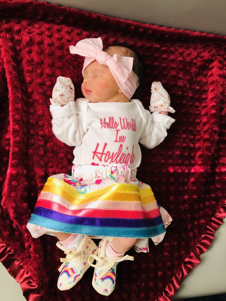 Help us welcome this new #little: Hoxleigh Shag Hebah
