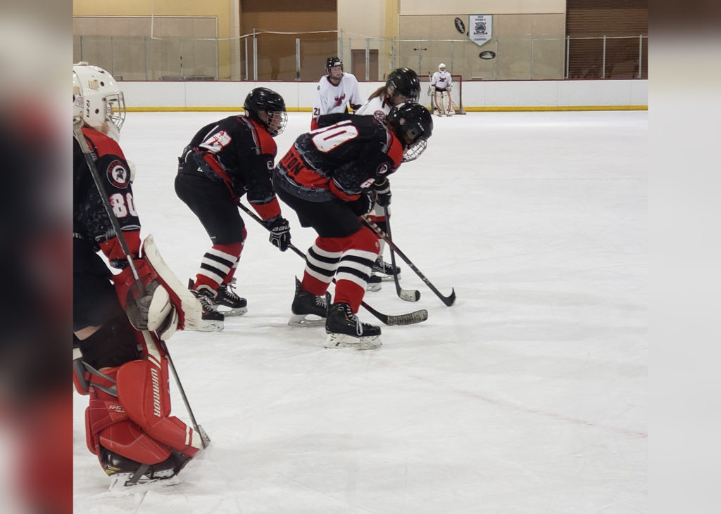 Squirts play for championship Sunday; Bantams play late tonight