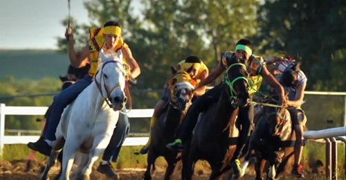 Wind River Hotel & Casino and the Northern Arapaho Tribe bring Indian Relay Racing's Championship back to Casper in 2021