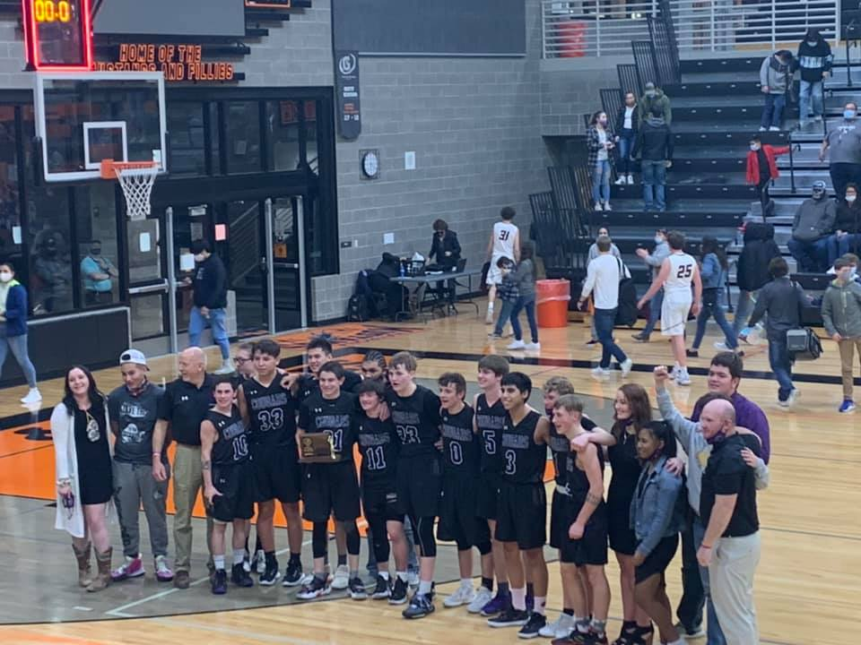 #Smiles: Wind River wins 2A Boys Consolation Championship