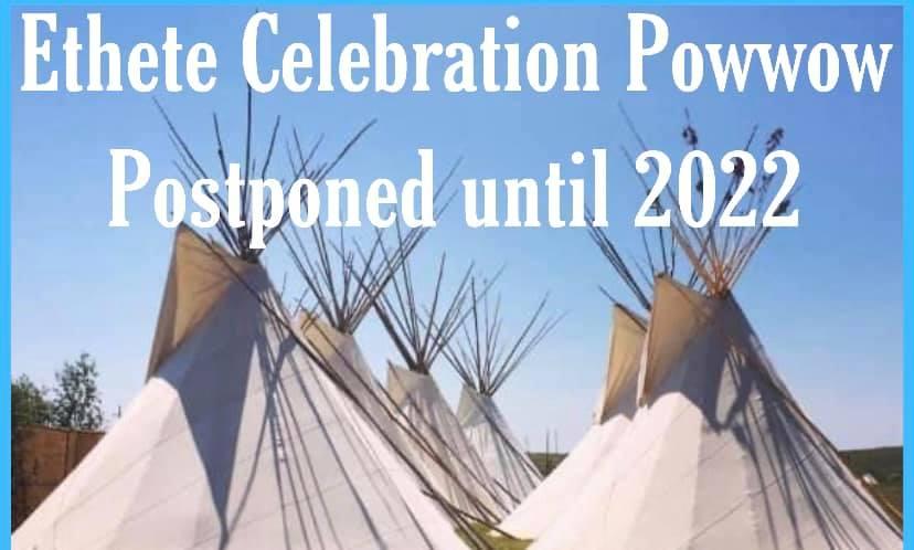Annual Ethete Celebration Powwow postponed until 2022
