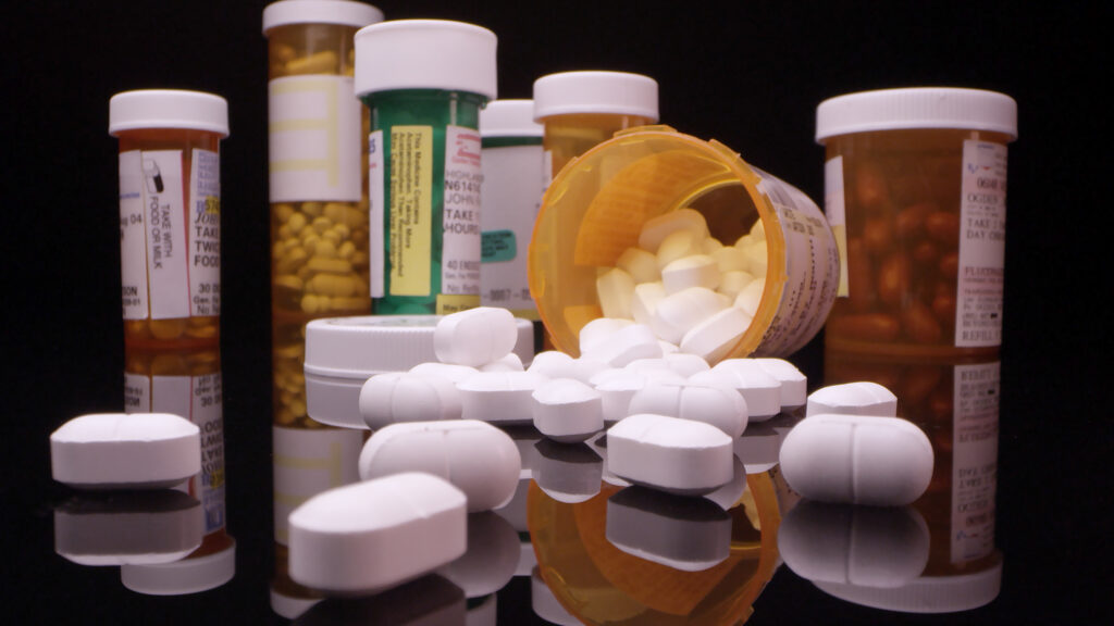 Don't let your unused meds find a new home – Take Back Day on Saturday