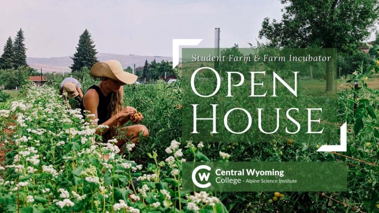 CWC Student Farm & Farm Incubator Open House