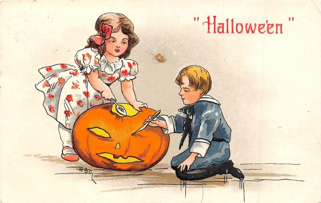 #Lookback: History of Halloween